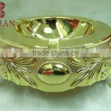 Standing metal ashtray/using for hotel,ktv,bar,club,gift/classic style zinc alloy ashtray