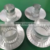 Tuopu china cap roof vent galvanized steel round roof cowl vent cap for sale