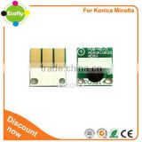 Office supply china online selling for minolta 5550 toner cartridge chip