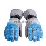 Wholesale High Quality Outdoor Sports Customize Warm Waterproof Mountain-climbing and Ski Gloves
