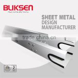 Bliksen perforated aluminum ceiling tiles use cable duct