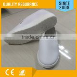 White PU Cleanroom ESD Safety Shoe