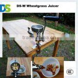 DS-W Stainless Steel Wheatgrass Juicer