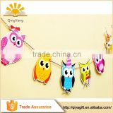 cute string paper banner party supplies kids theme outdoor / indoor