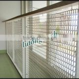 Anping High Quality Metal Conveyor Belt mesh for architectural exterior wall usage