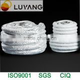 ceramic fiber braided rope reinforced with stainless steel