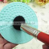 factory price makeup tools makeup cleaner silicone makeup brush cleaner