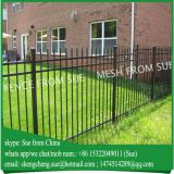 China fence supplier iron fence export to philippines