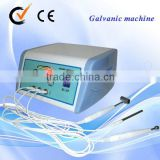 Best selling galvanic skin care facial spa facial lift device beauty home use machine au-205