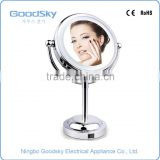 Unique Magnifying Makeup Case LED Lighted Mirror with Lights South Africa