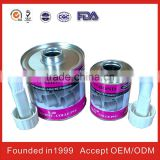 500ml round tin can making machine with ISO9001 & SGS