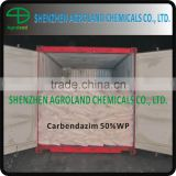 Broad-spectrum fungicide carbendazim 50 WP