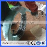 Good Quality Anti Rust Stainless Steel Wire Coil Type Razor barbed wire(Guangzhou Factory)