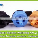 1/4'' Pressure compensation dripper. Emitter. Automatical garden irrigation