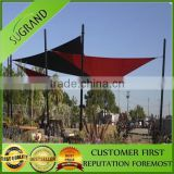 hdpe waterproof sun shade sail with UV protection,Enclosure Nets Type outdoor garden sun shade net