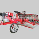 Weifang taishan hot sale riding type rice seedling transplanter