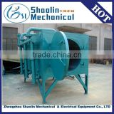 energy-saving airflow continuous charcoal carbonization furnace with lowest price