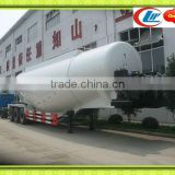Cement Tank Trailer used in bulk cement transportation