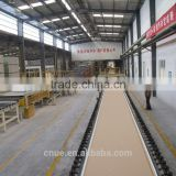 Gypsum Plasterboard Produ ction Line Factory Direct Sale High Performance Good Quality