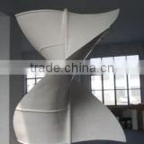 screw vertical axis wind turbine