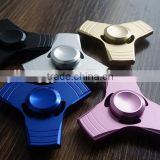 Hot sell Zinc Alloy Anti stress Fingertip Gyroscope