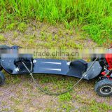 China made gas scooter gas skate board:factory outlets 4 stroke 49cc gas skateboard
