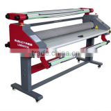 Automatic silicone roller laminators/bopp film laminating machine on the photo paper-C5+