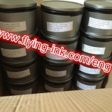 Offset dye sublimation printing ink with litho press