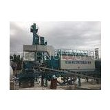 30T Filler Tank Full Automatic Batching Plant , Asphalt Mobile Plant Ingersoll Rand Air Compressor