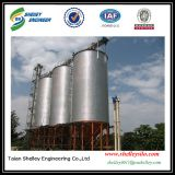 500t assembly maize storage cone silo price