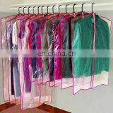 Non Woven Pvc Wedding Dress Garment Bag