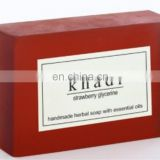 Khadi Natural Herbal Strawberry Soap