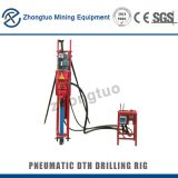 Electric DTH Drill|15 meter depth  electric driven DTH drill Rock drill machine