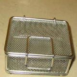 Factory Direct Sales:Stainless steel receiving basket