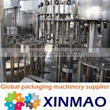 Good quality vegetable juice drink bottling machine