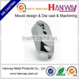 China GuangZhou die casting factory precision cnc machining parts die cast aluminum enclosure