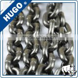 marine class U2 U3 Black painted Stud Link Anchor Chain
