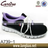 Latest Design Ladies Leather Casual Shoes, High Quality Leather Casual Shoes Lady,Best Quality Casual Shoes Women
