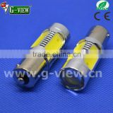 exclusive design Car led Turn signal light S25 Led Car Bulb 1156 BA15S 7.5w led car turn light
