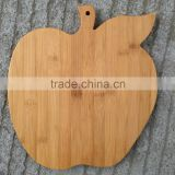 Animal Shaped Wooden Chopping Board Set Food Grade Bamboo Cutting Board, Chopping Block