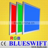 Red Blue Multicolor Standard sizes Ceiling Panel Led Light