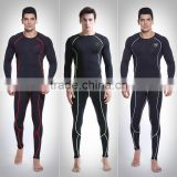 (OEM/ODM Factory)Sportswear Product Type and Sports Thermal Compression Base Under Layers Long Tops Skin Wear                                                                         Quality Choice