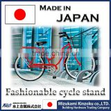 reliable quality products plastic display stand for bicycle made in Japan with excellent design