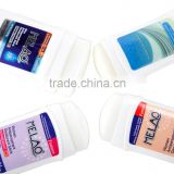 Professional personal care products manufacturer 1 oz natural factor deodorant made in China