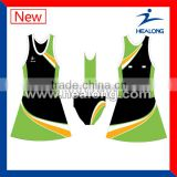 Sublimation Custom Netball Women Dresses Sportswear