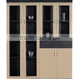 Wholesale wooden bookshelves modern office credenza (SZ-FCB328)