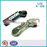 manufacture zinc Alloy zipper puller for lady's handbag wholesale make in China Garment Accessories
