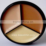 Professional private labels best face concealed light waterproof scar contour Makeup Palette corrector concealer