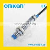 M12 DC 24V NPN NO 5mm adjustable capacitive sensor proximity switch LJC12A3-5-Z/BX