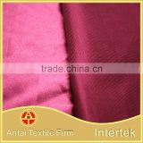 Wholesale glitter cheap polyeter elastic satin fabric for dress and furnishing